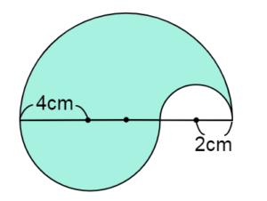円の面積の問題2